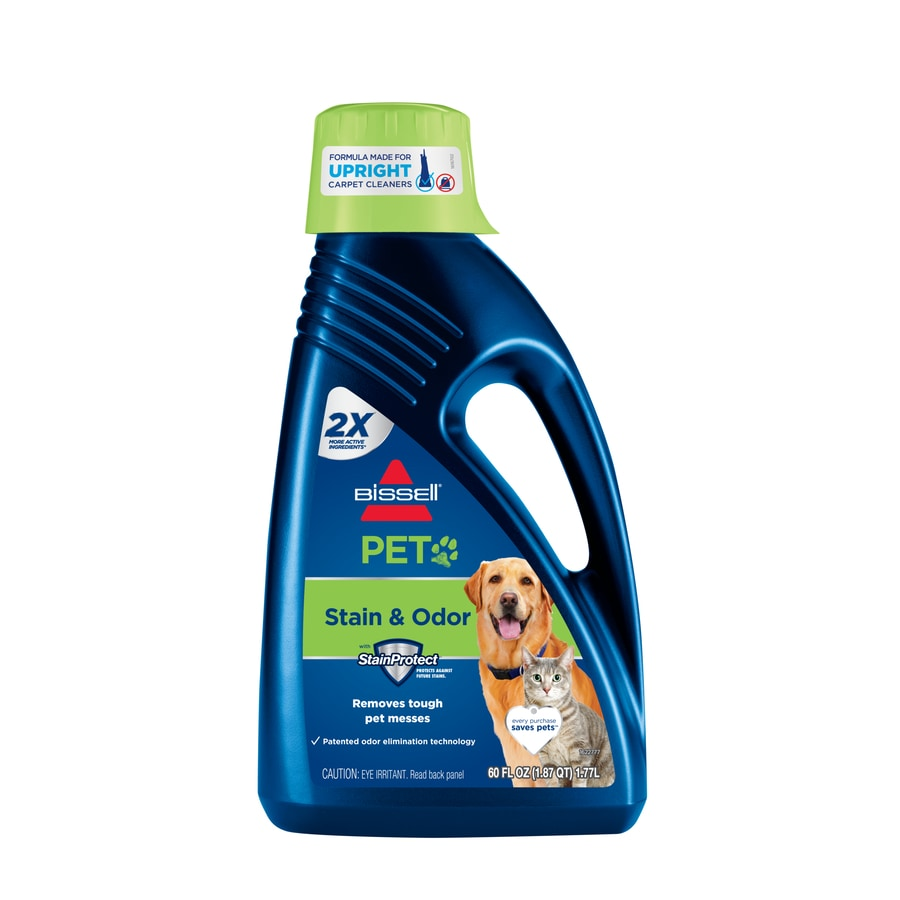 BISSELL 60-oz Pet Stain Remover Steam Cleaner Chemicals