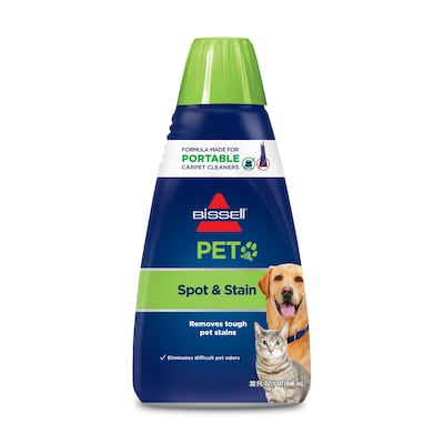 BISSELL 32-oz Pet Stain Remover Concentrated Steam Cleaner
