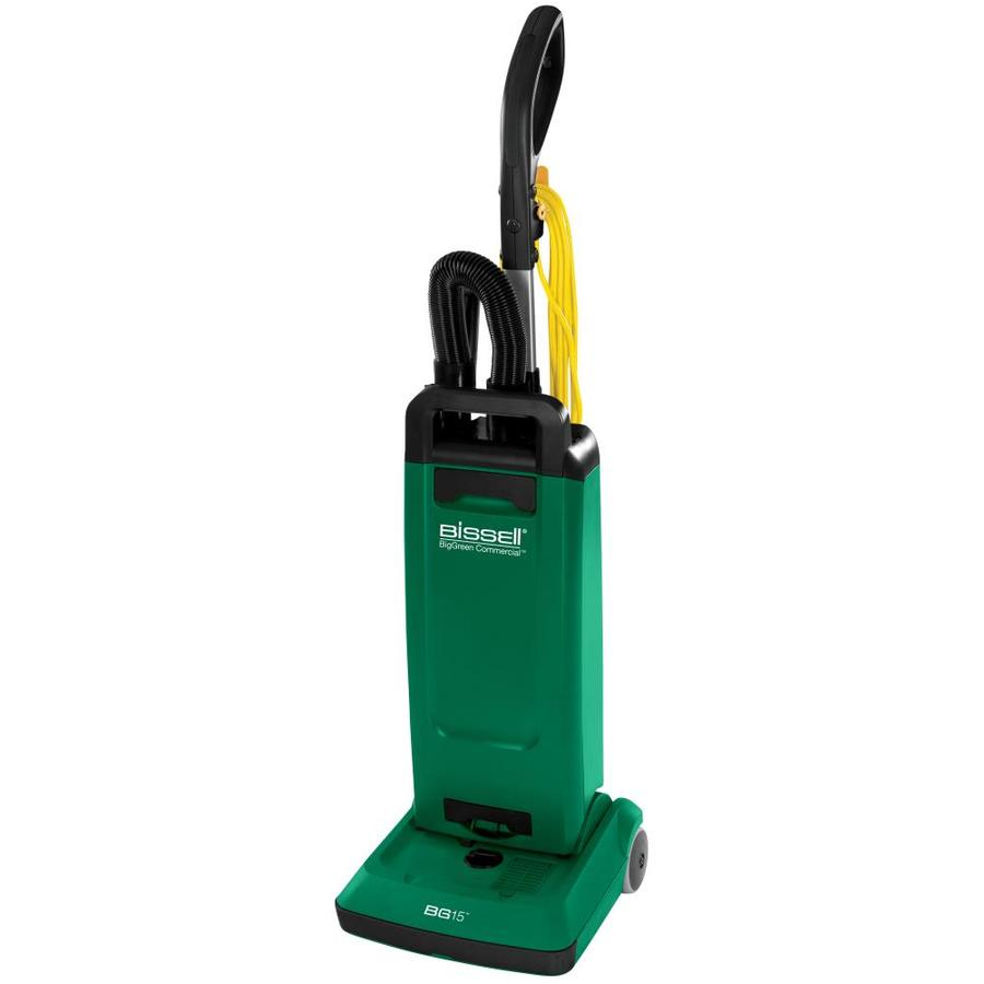 BISSELL Big Green Commercial Heavy Duty Upright Vacuum