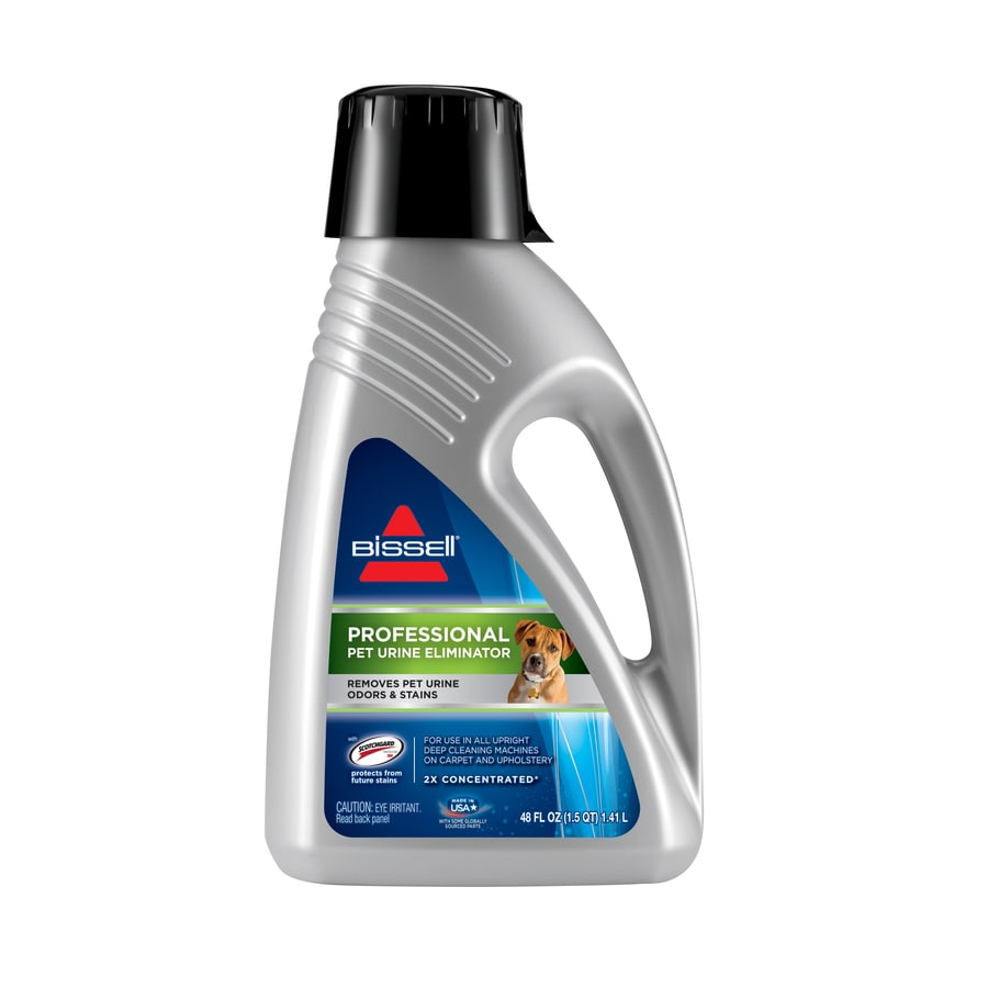 BISSELL 48-oz Pet Stain Remover Steam Cleaner Chemicals