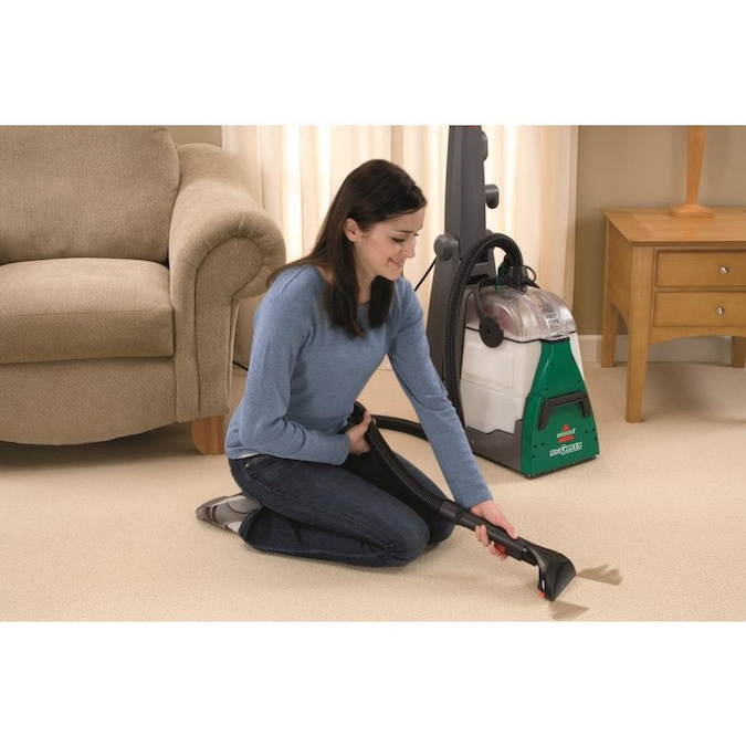 Bissell Commercial Carpet Extractor Carpet Cleaner In The
