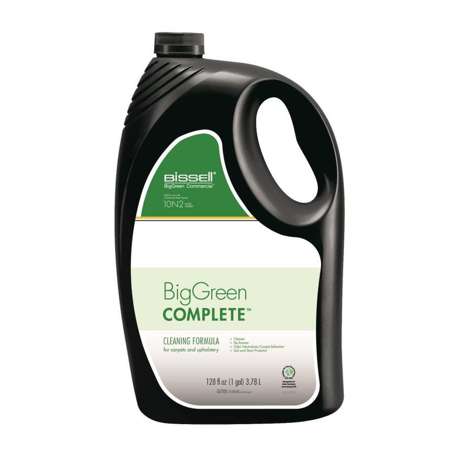 Shop BISSELL BigGreen Commercial Complete 128-oz Carpet Cleaner at Lowes.com