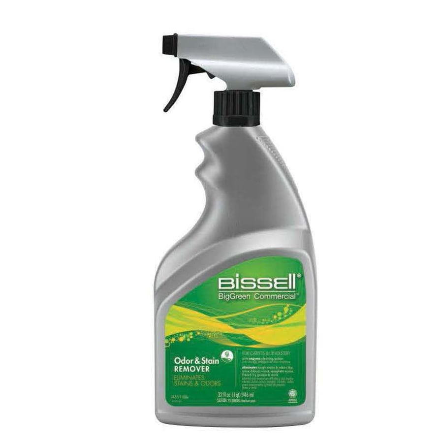 BISSELL BigGreen Commercial Odor and Stain Remover 32-oz Carpet Cleaner