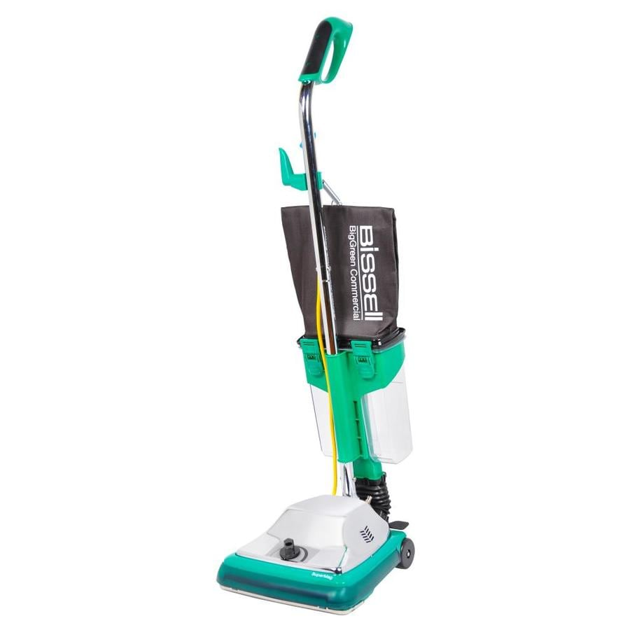 BISSELL Big Green Commercial ProCup Bagless Upright Vacuum