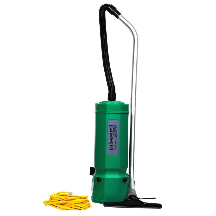 Shop Bissell Commercial Premiere Series Backpack Vacuum At