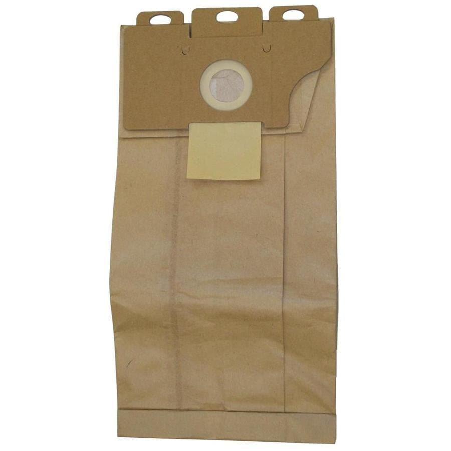 BISSELL 10-Pack 4.73 Liters Disposable Paper Vacuum Bag
