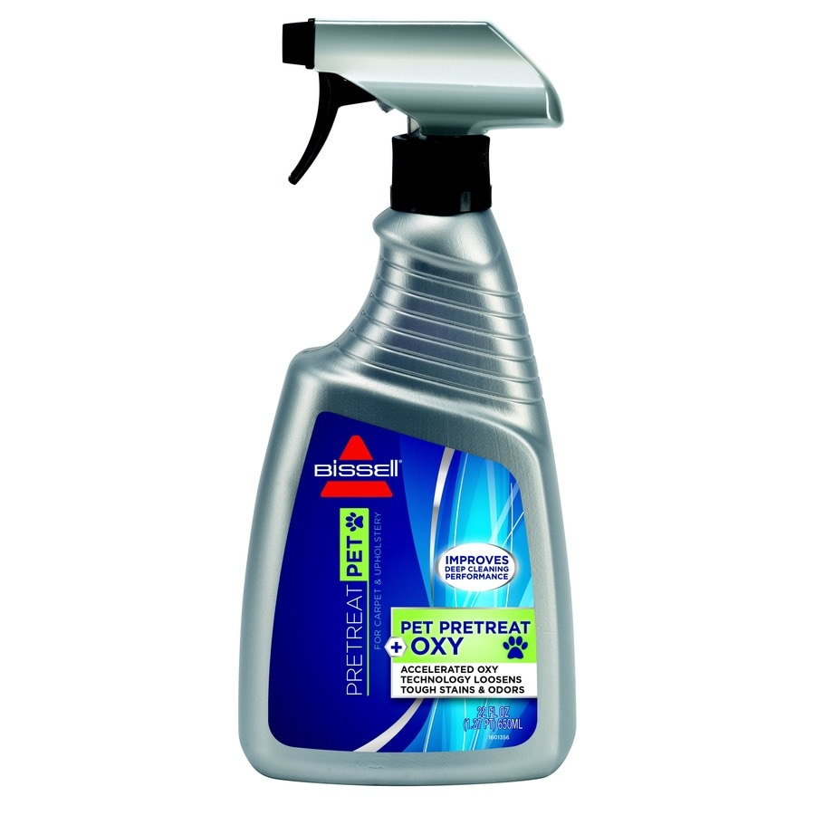 BISSELL Pet Pretreat + Sanitize 22 Oz Carpet Cleaning Solution