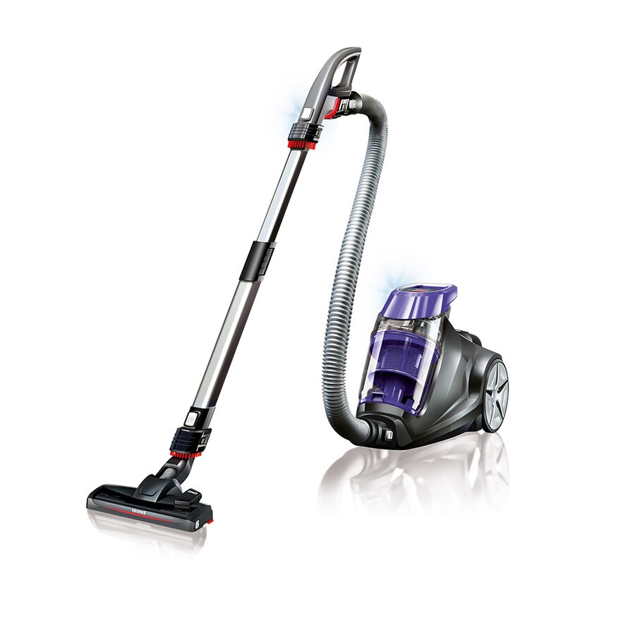 bissell c4 cyclonic bagless canister vacuum