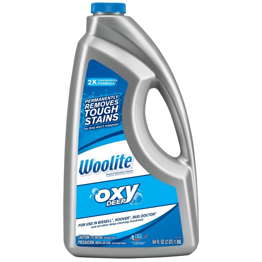 Woolite 64-oz Steam Cleaner Chemicals