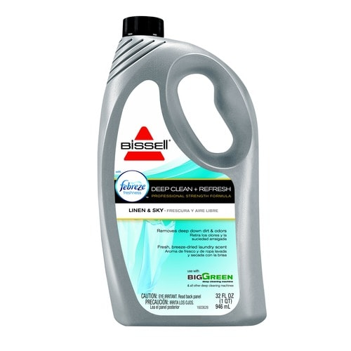 Bissell 32 Oz Steam Cleaner Chemical At Lowes Com