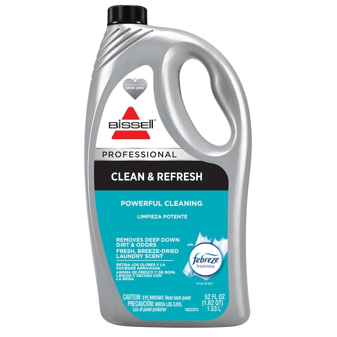 Bissell Deep Clean Amp Refresh With Febreze Freshness 52 Oz