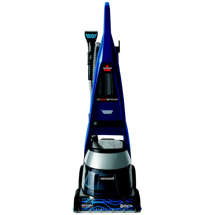 bissell proheat 2x premier 1speed 125gallon upright carpet cleaner