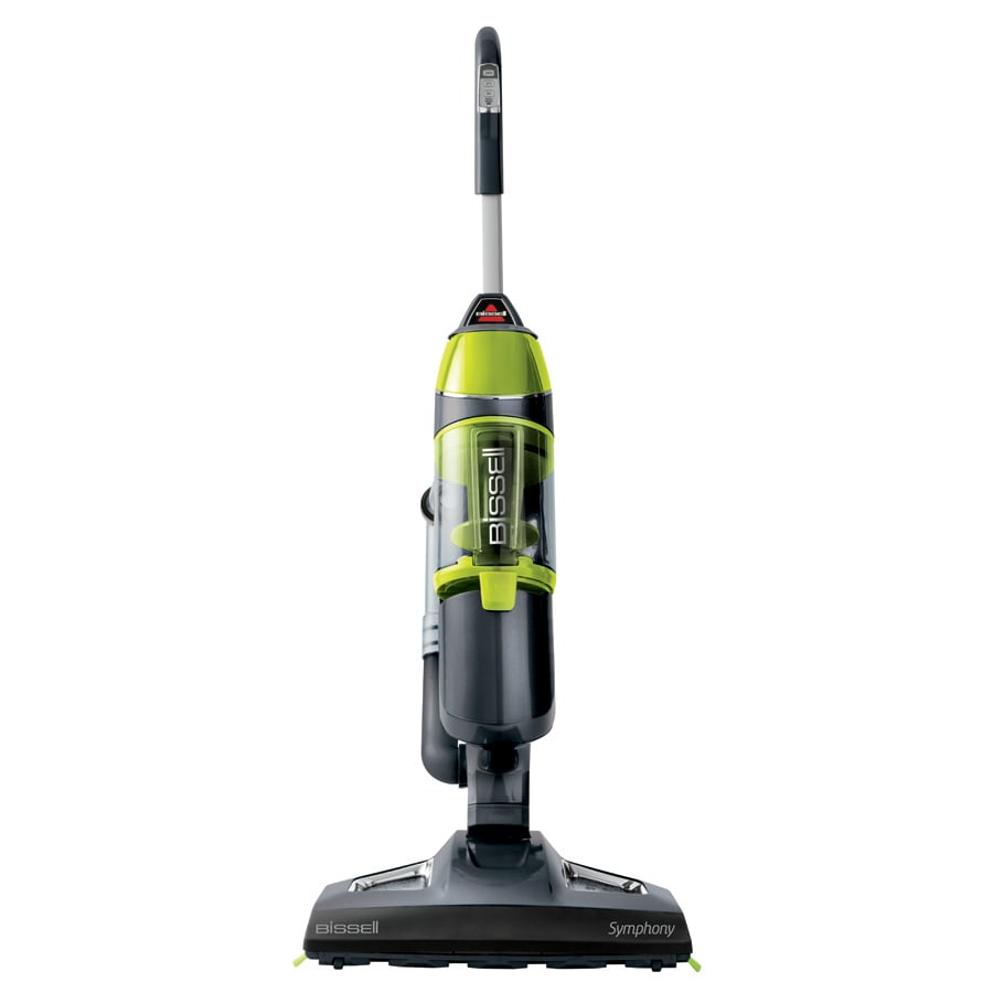 Shop Bissell Symphony 1 Speed 0 11 Gallon Steam Mop At