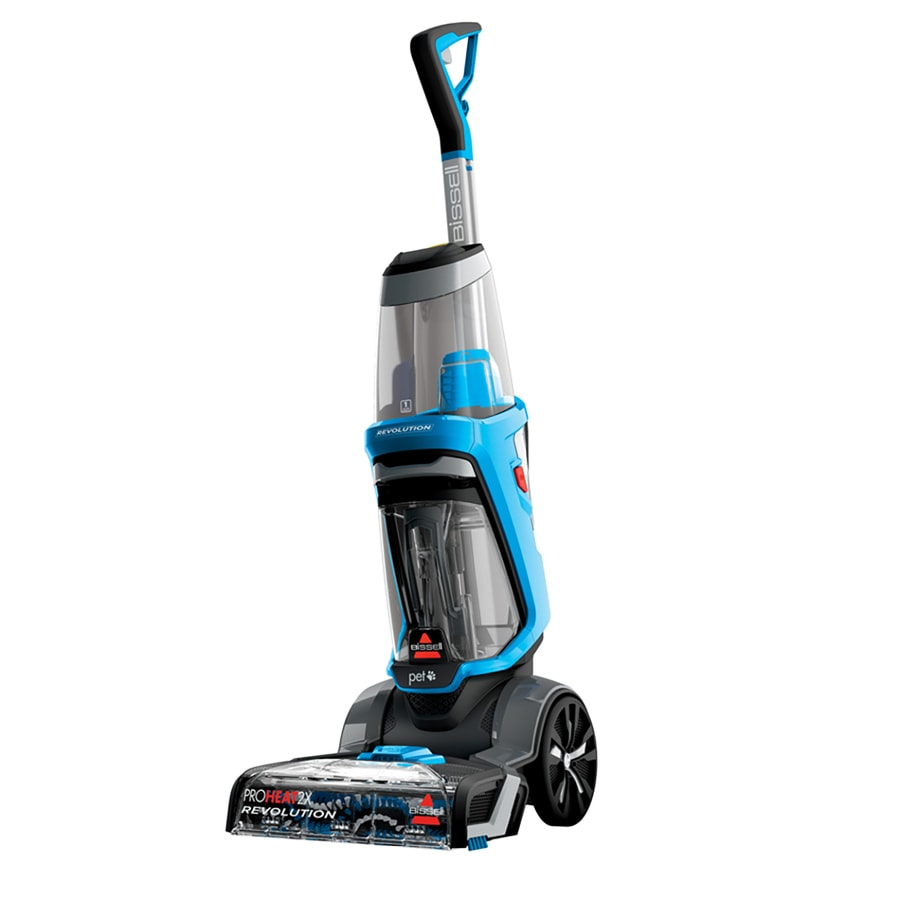 Shop BISSELL ProHeat 2X Revolution 1-Speed 1-Gallon Upright Carpet Cleaner at Lowes.com