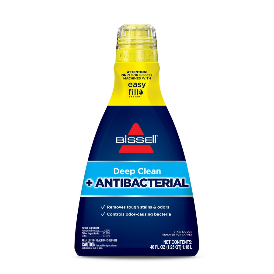 BISSELL 40-oz Deep Clean Plus Antibacterial 2 in 1 Formula Concentrate