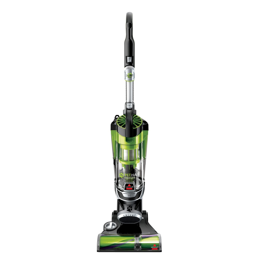 Shop BISSELL Pet Hair Eraser Bagless Upright Vacuum at Lowes.com