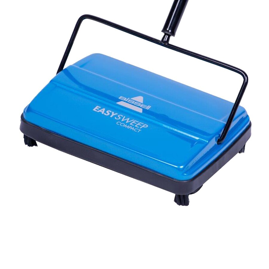 bissell easy sweep compact manual carpet and hard surface floor sweeper - Bissell Sweeper