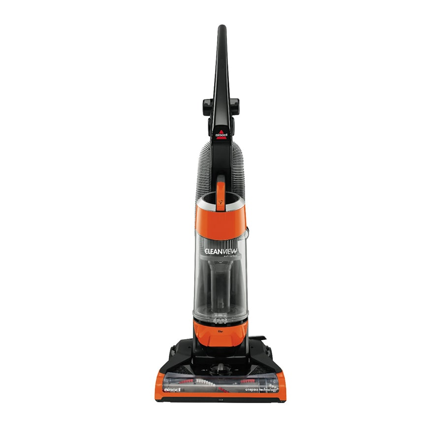 Shop Bissell Cleanview 174 Bagless Upright Vacuum At Lowes Com