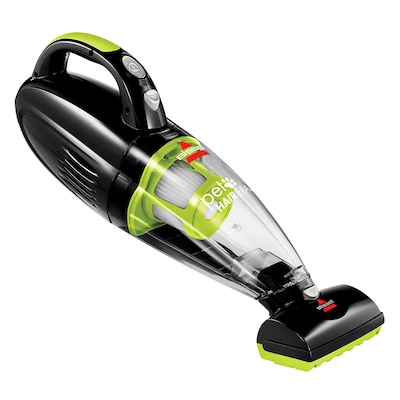 Pet Hair Eraser; 14.4-Volt Cordless Handheld Vacuum Bissell Canister Vacuums Wiring Diagrams on