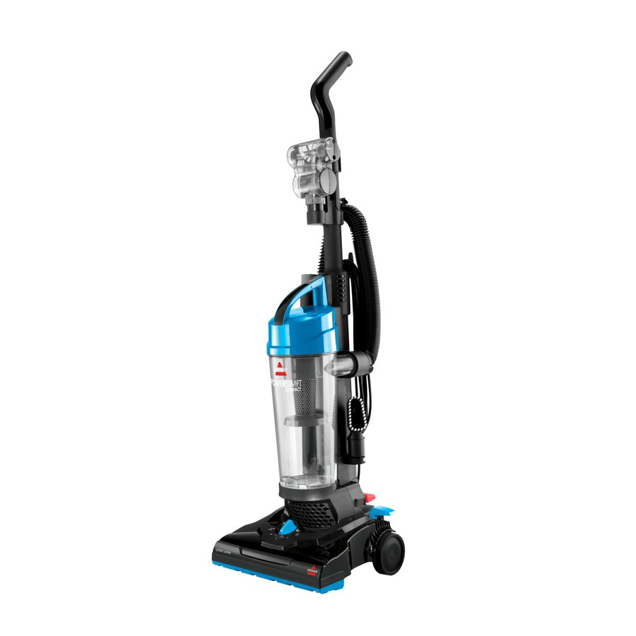 Shop Bissell Powerswift Compact Bagless Upright Vacuum At