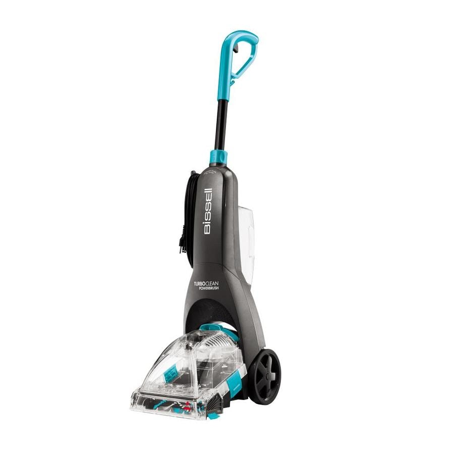 Delicieux BISSELL TurboClean PowerBrush 1 Speed 0.5 Upright Carpet Cleaner