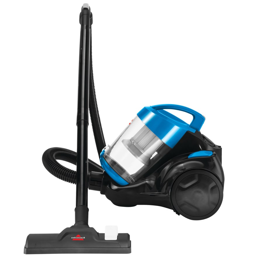 Bissell Zing Bagless Canister Vacuum At Lowes Com