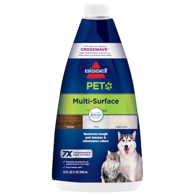 BISSELL CrossWave Multi Surface Pet with Febreze 32-fl oz