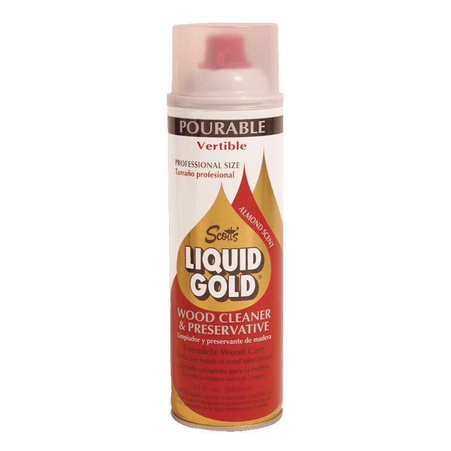shop scott 39 s liquid gold liquid gold 23 fl oz wood cleaner at. Black Bedroom Furniture Sets. Home Design Ideas