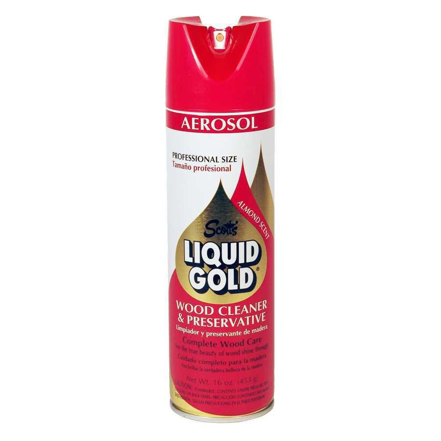 Scott's Liquid Gold Liquid Gold 16 fl oz Wood Cleaner