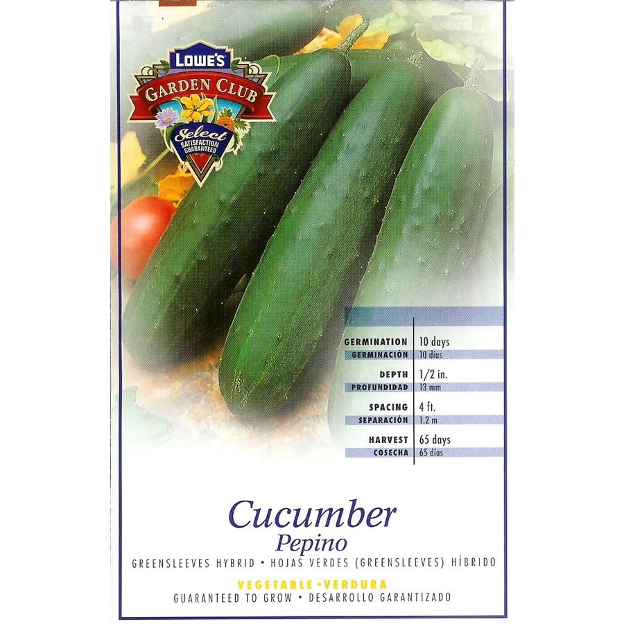 Ferry-Morse Greensleeves Cucumber Plant (Lsp0084)