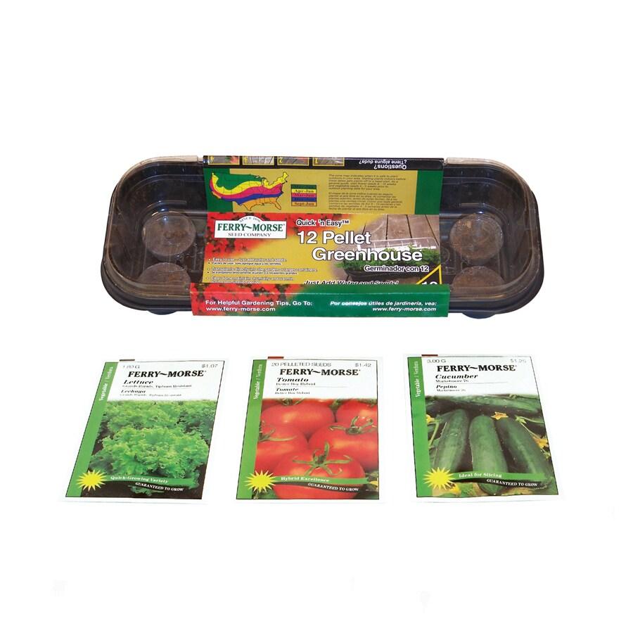 Ferry-Morse Starter Vegetable Kit