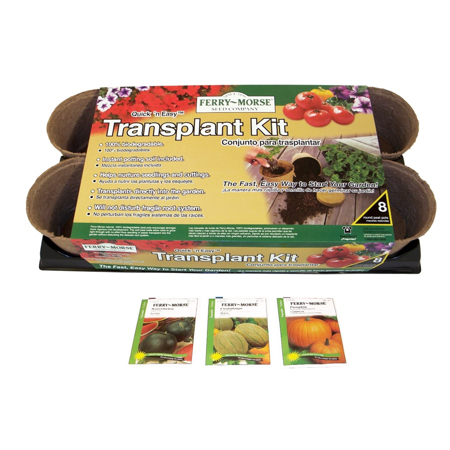 Ferry-Morse Intermediate Vegetable Kit