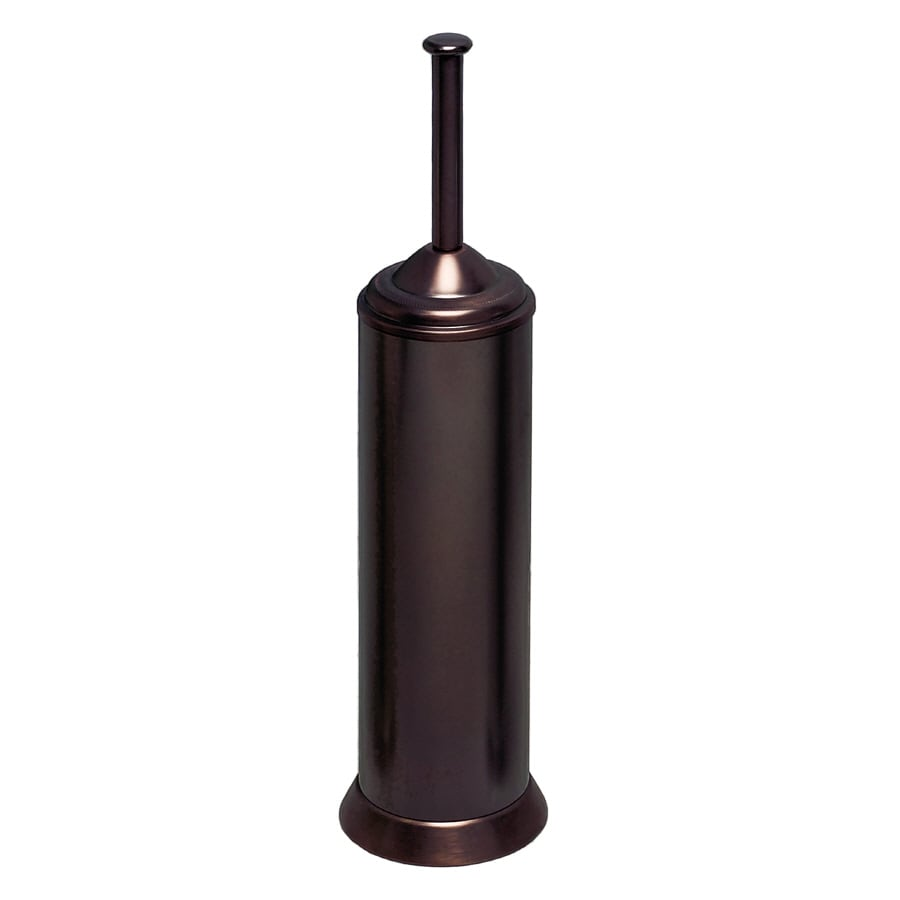 Gatco Perfect Solutions Bronze Metal Toilet Brush Holder