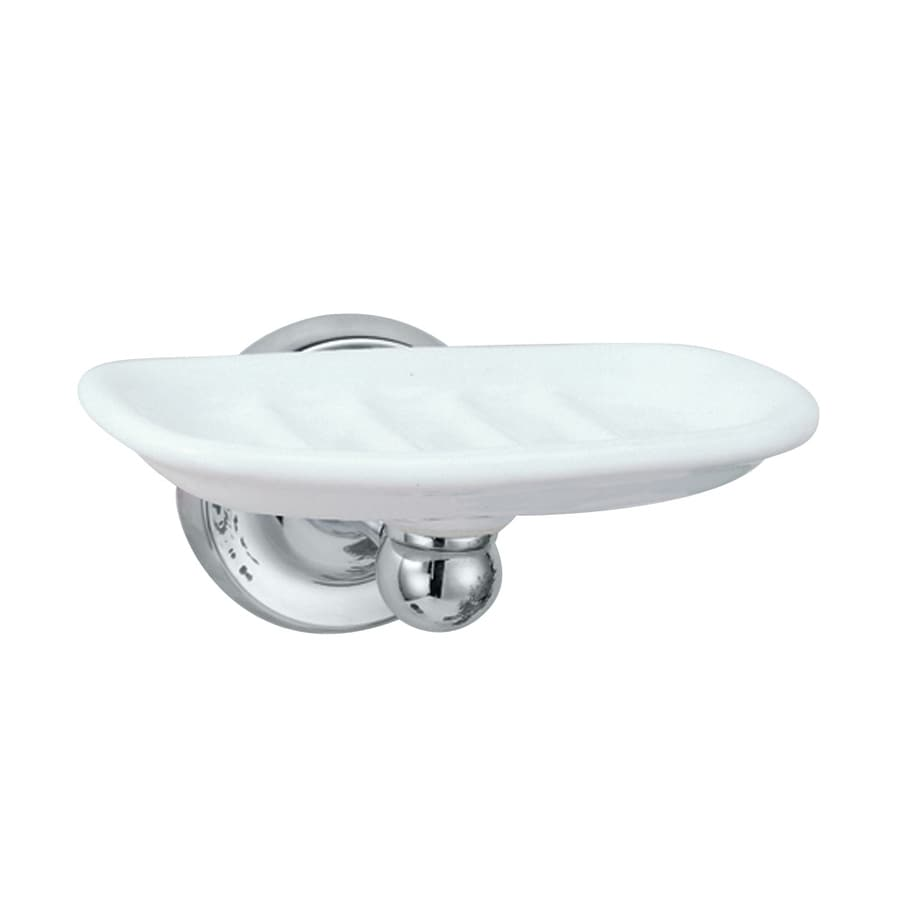 Gatco Designer 2 Chrome Metal Soap Dish