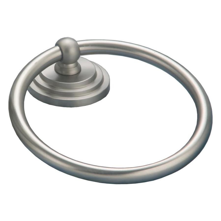 Gatco Marina Satin Nickel Wall-Mount Towel Ring