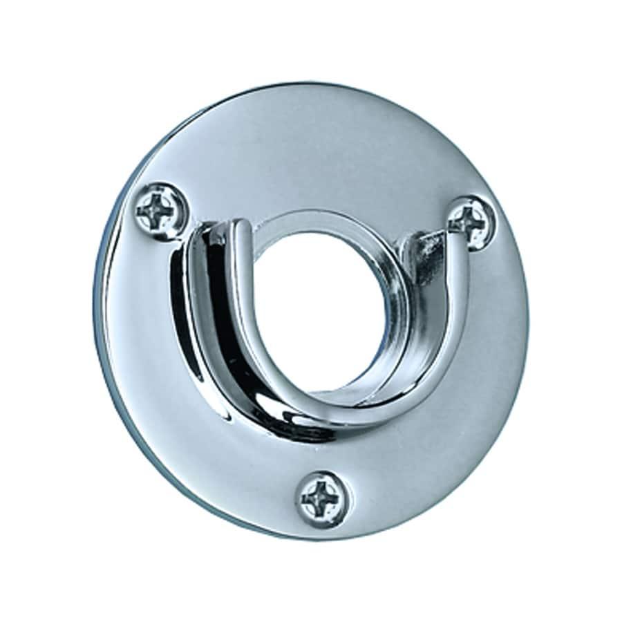 Gatco 2-Pack Tiara Chrome Single Shower Rings