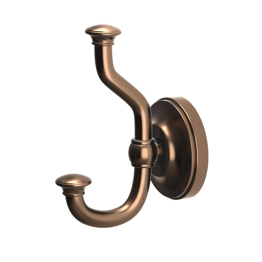 Gatco Tavern 2-Hook Bronze Robe Hook