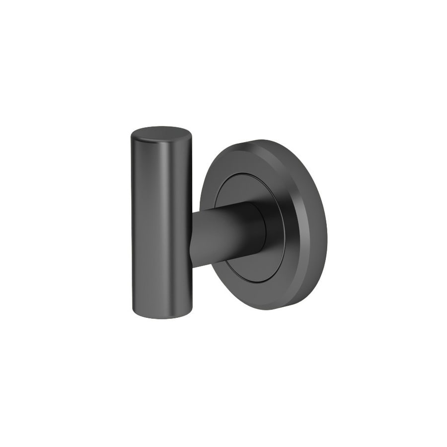 Gatco Latitude 2 Black Robe Hook