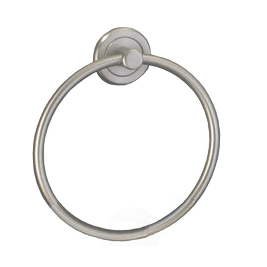 Gatco Latitude 2 Satin Nickel Wall Mount Towel Ring