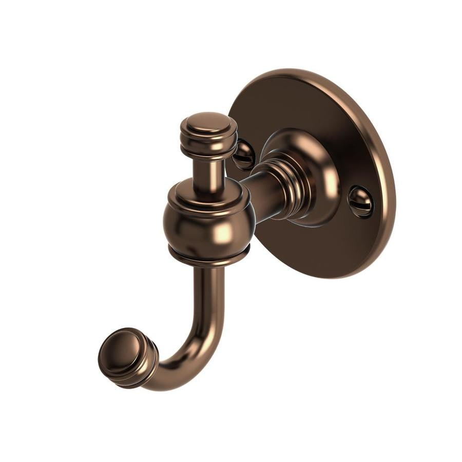 Gatco Cafe 2-Hook Bronze Towel Hook