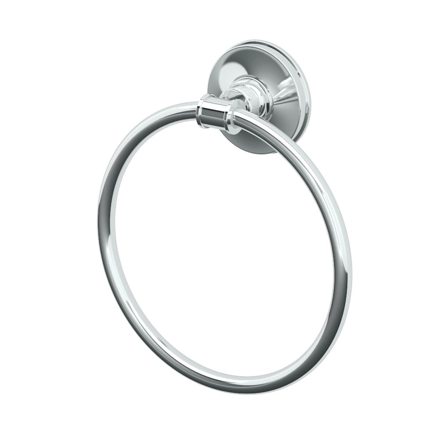 Gatco Montgomery Chrome Wall Mount Towel Ring