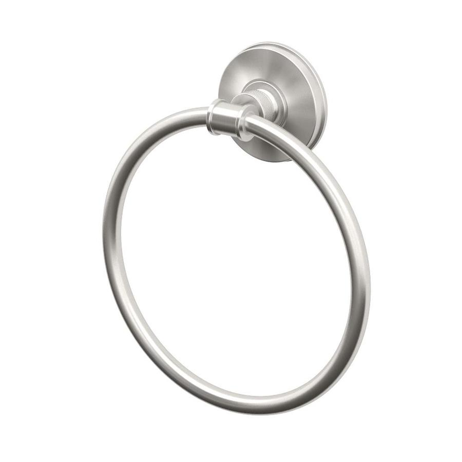 Gatco Montgomery Satin Nickel Wall Mount Towel Ring