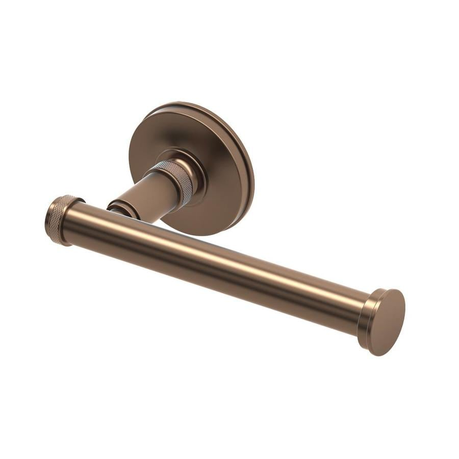 Gatco Montgomery Bronze Surface Mount Single Post with Arm Toilet Paper Holder