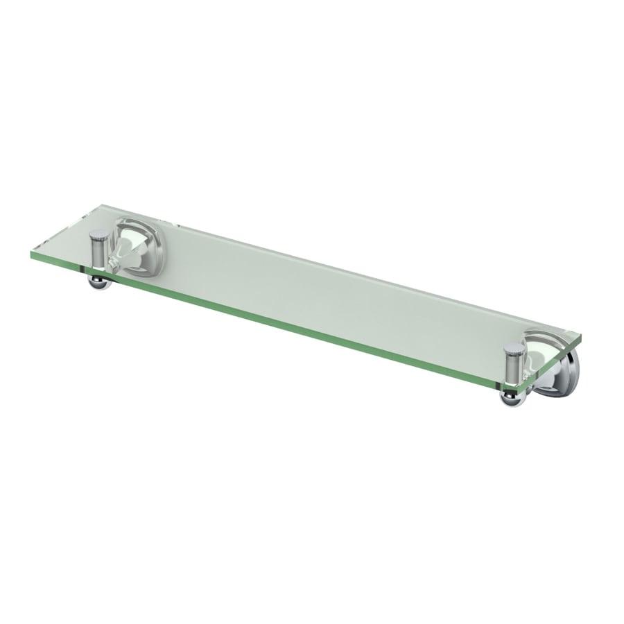 Gatco Lucerne Chrome Glass Bathroom Coordinate Set