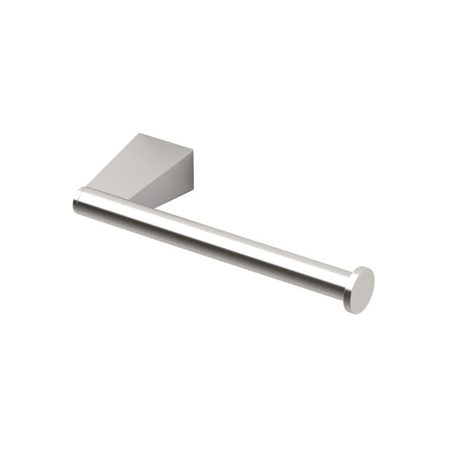 Gatco Bleu Satin Nickel Surface Mount Toilet Paper Holder