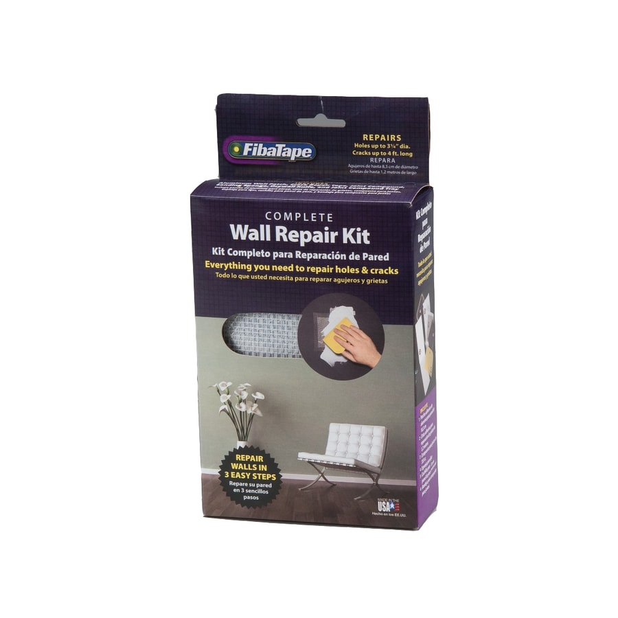 FibaTape Wall Repair Kit