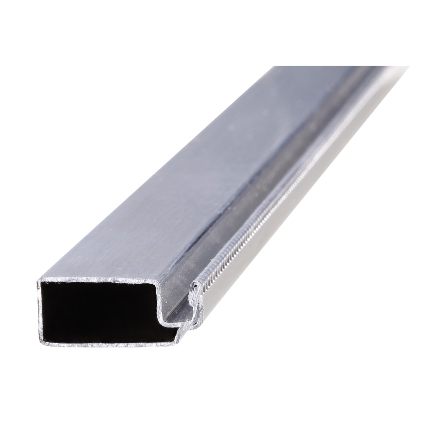 Saint Gobain ADFORS 1 In X 8 Ft Silver Aluminum Frame Connector