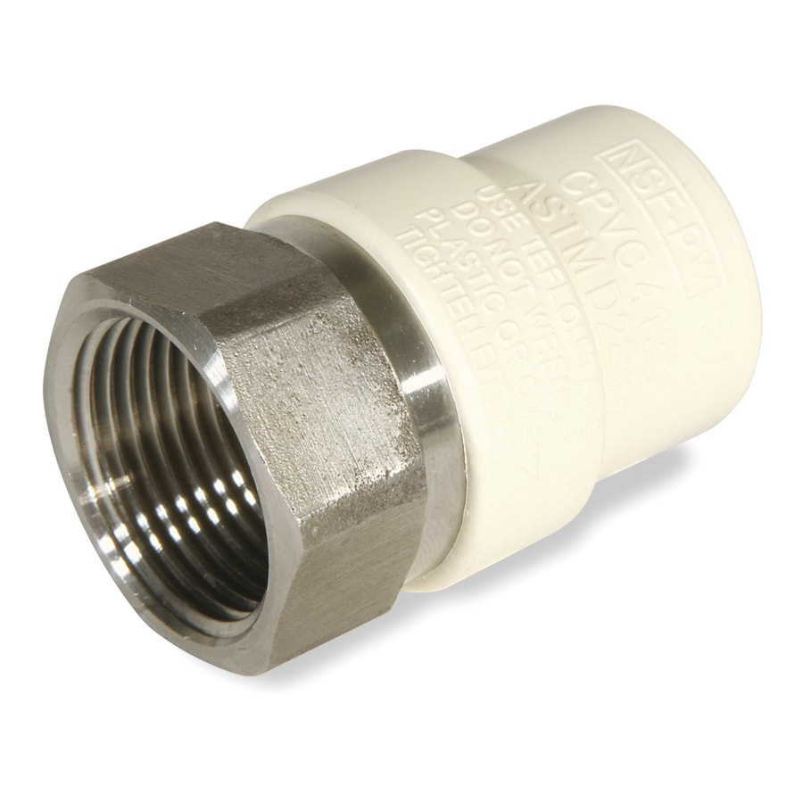 Shop kbi adapter cpvc fittings at lowes