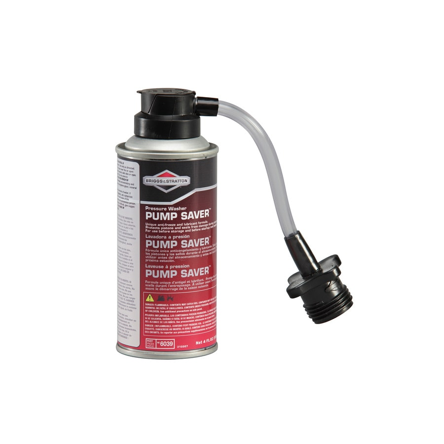 Briggs & Stratton 4-fl oz Pump Saver