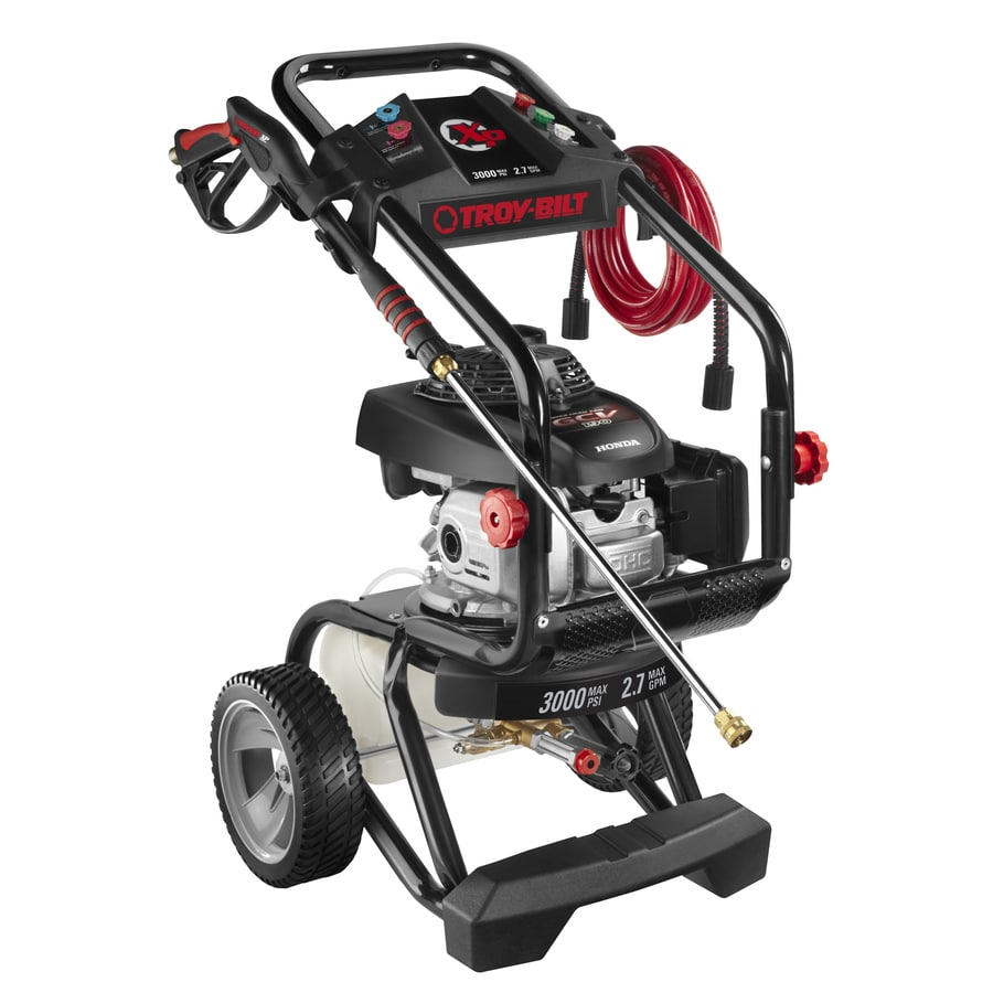 Troy-Bilt XP 3000-PSI 2.7-GPM Carb Compliant Cold Water Gas Pressure Washer